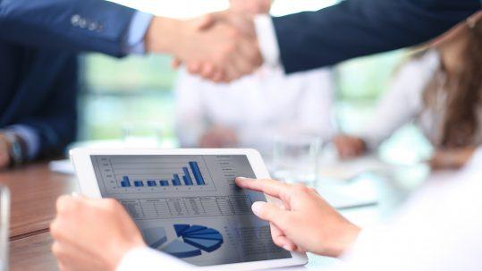 Business energy procurement deal