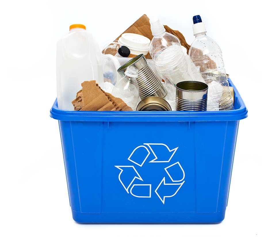 Fight the rising costs with proper recycling