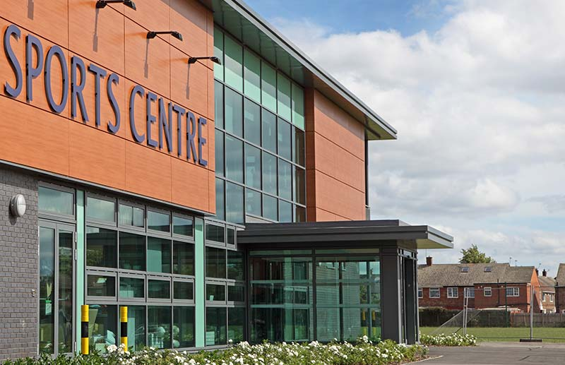Reduce Leisure Centre energy