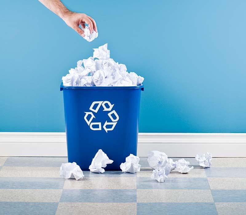 Survey of your waste streams