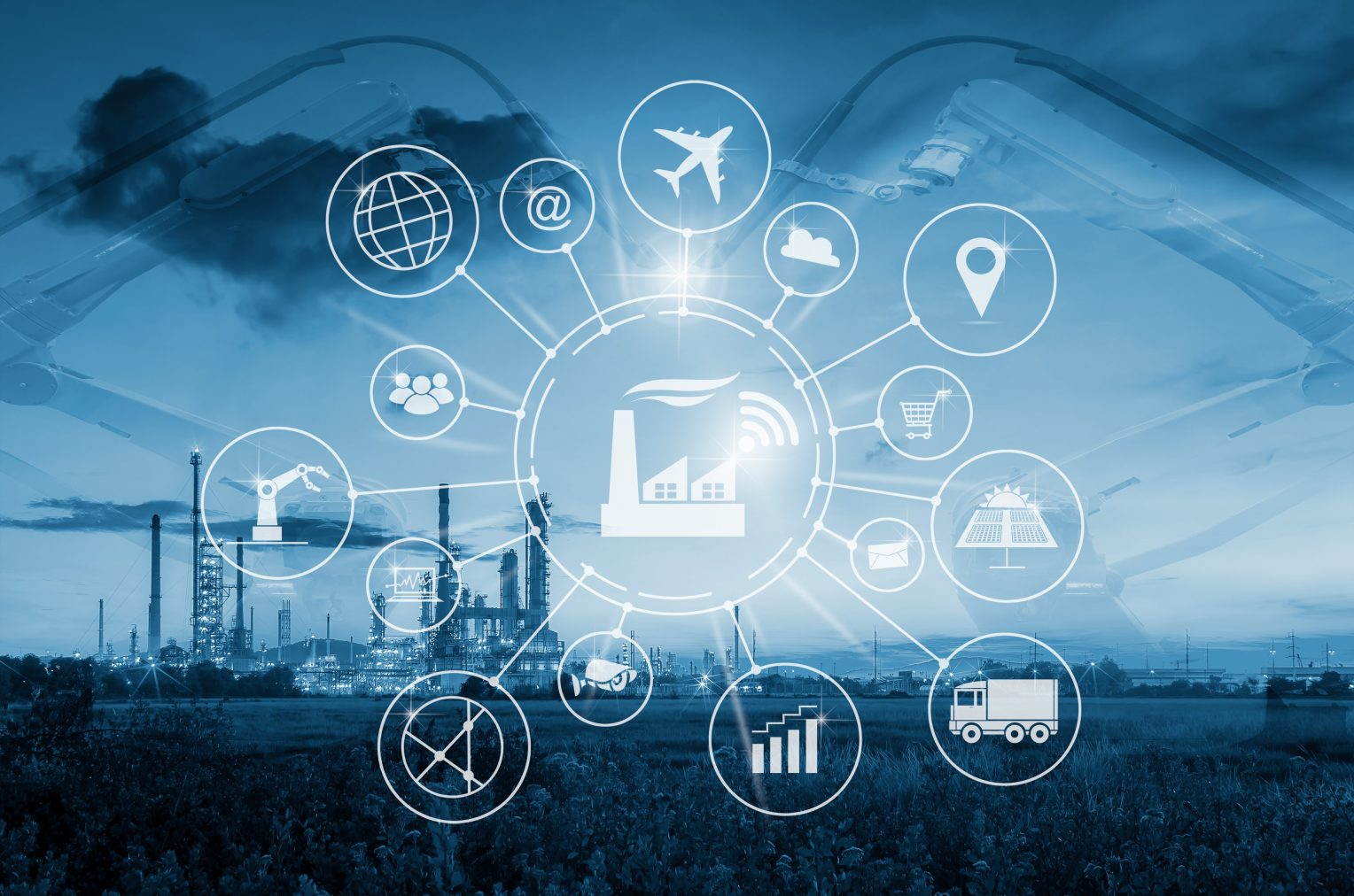 Different industries