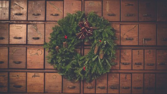 Holiday waste can be avoided with cunning decorations