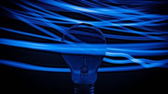 energy crisis light bulb